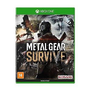 Jogo Metal Gear: Survive - Xbox One