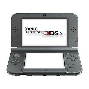 3DS XL New Black