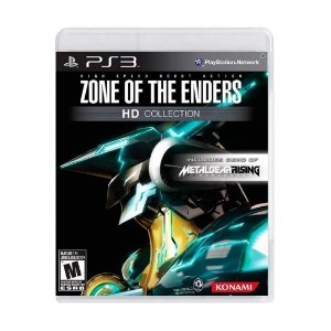Jogo Zone of The Enders: HD Collection - PS3