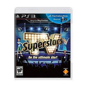 Jogo TV Superstars - PS3