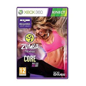 Jogo Kinect Zumba Core - Xbox 360