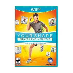 Jogo Kinect Your Shape: Fitness Evolved - Wii U
