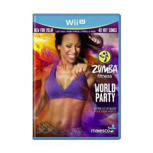 Jogo Zumba Fitness: World Party - Wii U