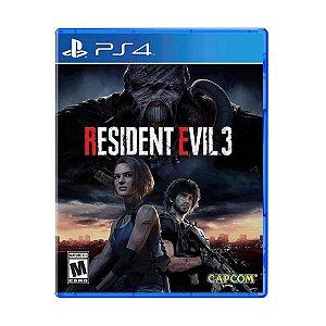 Jogo Resident Evil 3 (Pré-venda) - PS4