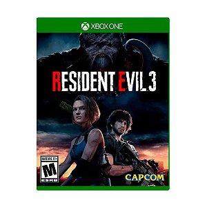 Jogo Resident Evil 3 (Pré-venda) - Xbox One