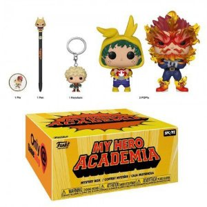 Funko Box Collectors Exclusive - My Hero Academia