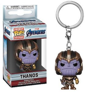 Chaveiro Pocket Pop - Thanos - Marvel