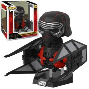 Boneco Funko Pop Star Wars #321 - Leader Kylo Ren