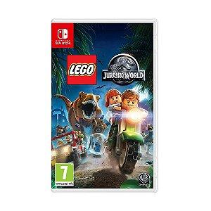Jogo LEGO Jurassic World - Switch