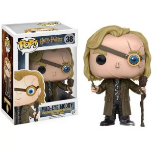 Boneco Funko - Mad-Eye-Moody - Harry Potter