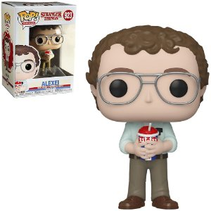 Boneco Funko Pop Stranger Things #923 - Alexei