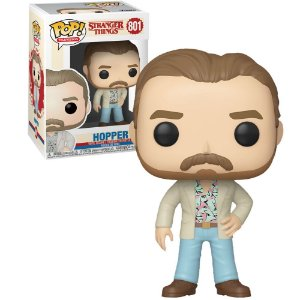 Boneco Funko - Hopper - Stranger Things