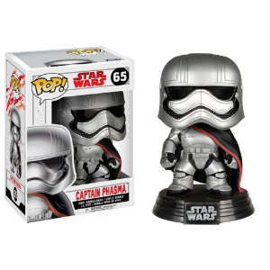 Boneco Funko - Captain Phasma - Star Wars