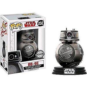 Boneco Funko - BB-9E - Star Wars