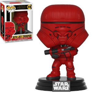 Boneco Funko - Sith Jet Trooper - Star Wars
