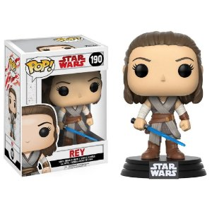 Funko Pop #190 - Rey - Star Wars
