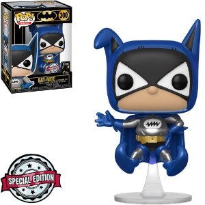 Boneco Funko Batman 80 Years #300 - Bat-Mite