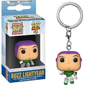 Chaveiro Pocket Pop - Buzz Lightyears- Toy Story