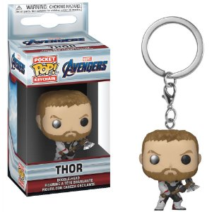 Chaveiro Pocket Pop - Thor - Avengers