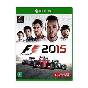 Jogo Formula 1 2015 (F1 2015) - Xbox One