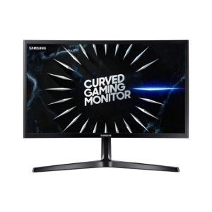 Monitor Gamer Samsung 23.5 Pol Curvo, 144Hz, 4ms, Black, LC24RG50FQLMZD