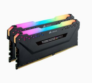 Memória Corsair Vengeance Rgb Pro 16gb 2x8gb DDR4 - 2666 - Mhz