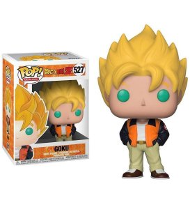 Boneco Funko Pop Dragon Ball Z #527 - Goku