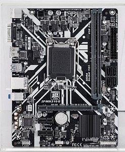 Placa Mãe PCWare IPMH310G DDR4 ATX LGA 1151 8ª e 9ª geração