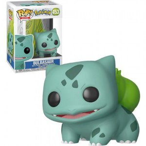 Boneco Funko Pokémon #453 - Bulbasaur