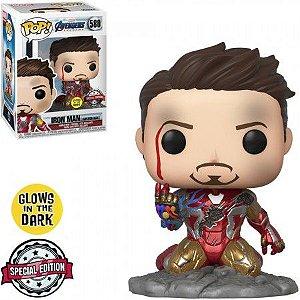 Boneco Funko - Iron Man #580 Marvel