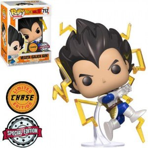 Boneco Funko Dragon Ball Z #712 - Vegeta Galick Gun