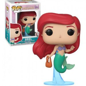 Boneco Funko The Little Mermaid #563 - Ariel