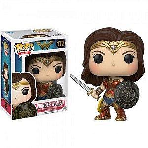 Boneco Funko Wonder Woman #172 - Wonder Woman