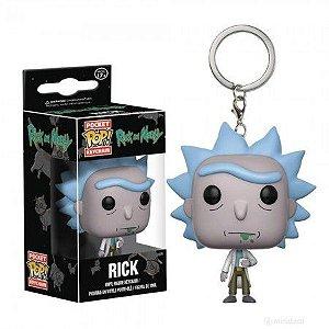 Chaveiro Pocket Pop - Rick - Rick and Morty