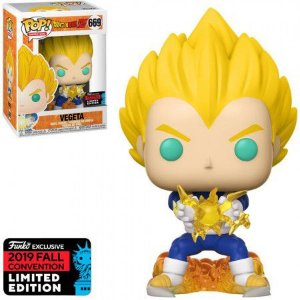 Boneco Funko Dragon Ball Z #669 - Vegeta