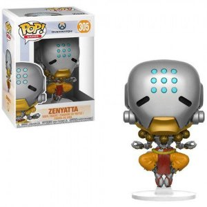 FUNKO POP #305 - ZENYATTA OVERWATCH