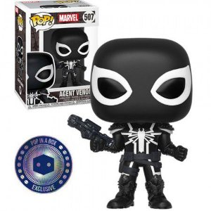 FUNKO POP #507 - AGENT VENOM MARVEL