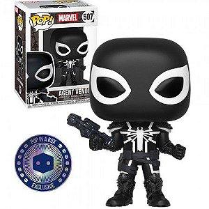Boneco Funko Pop Marvel #507 - Agent Venom