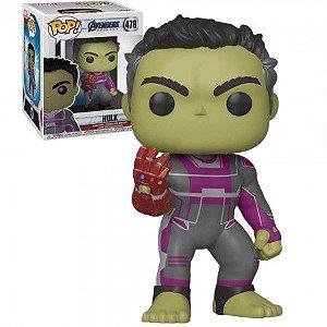 Boneco Funko Avengers: Endgame #478 - Hulk