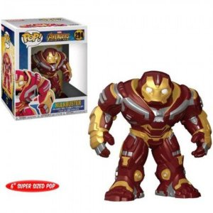Boneco Funko Avengers: Infinity War #294 - Hulkbuster