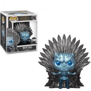 FUNKO POP #74 - NIGHT KING GAME OF THRONES