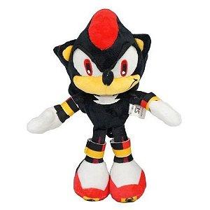 Pelúcia Shadow - 35cm Sonic