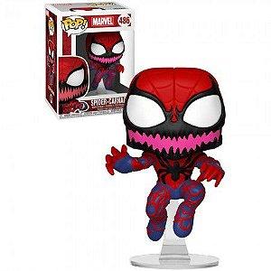 Boneco Funko Pop Marvel #486 - Spider-Carnage