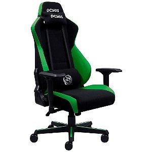 Cadeira Gamer Pcyes Mad Racer - V8 - Verde