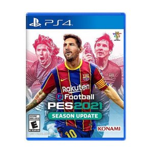 Jogo Pro Evolution Soccer 2021 (PES 21) Season Update - PS4