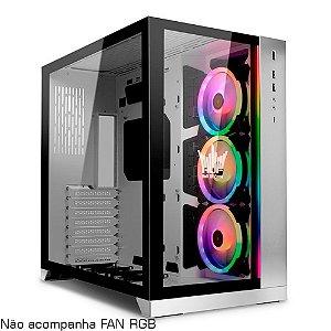 Gabinete Gamer Galax Dynamic - Lian Li PC-O11D - sem fans