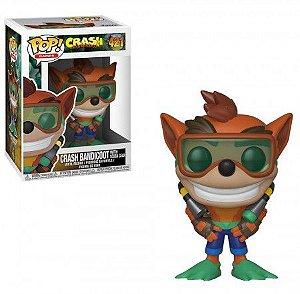 Boneco Funko Pop Crash Bandicoot #421 - Crash Bandicoot