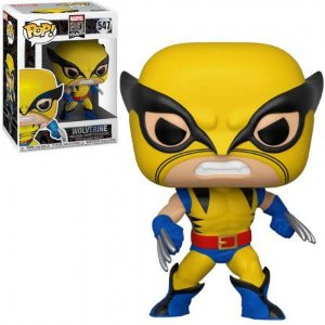 Boneco Funko Marvel 80 Years #547 - Wolverine