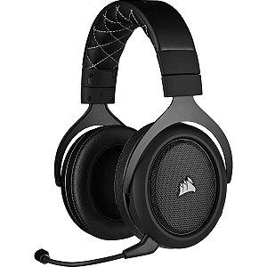 Headset Gamer Corsair HS70 (Pro Wireless - Surround 7.1)
