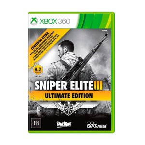 Jogo Sniper Elite 3 (Ultimate Edition) - Xbox 360